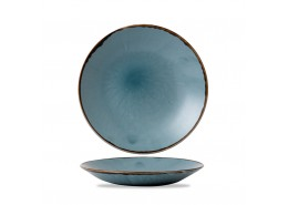Harvest Blue Deep Coupe Plate