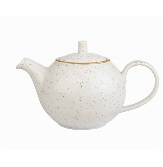 Stonecast Barley White Beverage Pot Lid