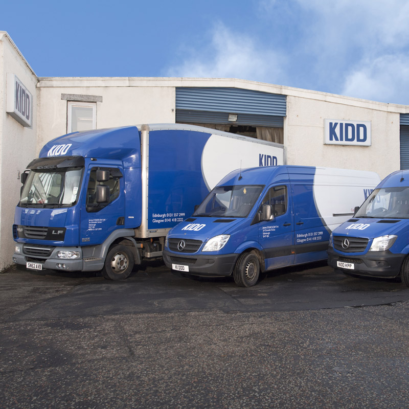 Latest vacancies James F. Kidd & Son Ltd.