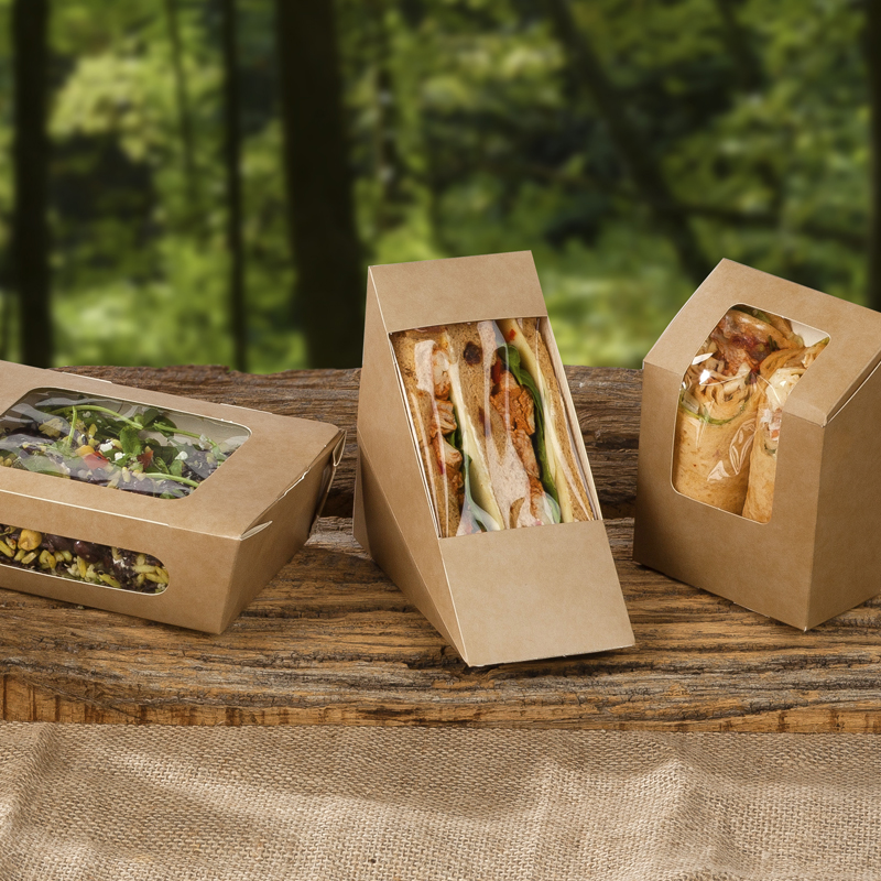 Eco Friendly Food Packaging